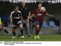 Servette FCCF - GC Frauen 25.08.2018